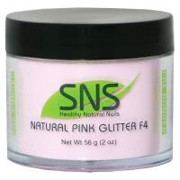 Pink Glitter F4 (с блестками) 56гр.