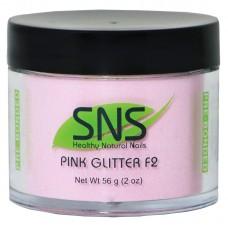 Pink Glitter F2 с блестками 56гр.